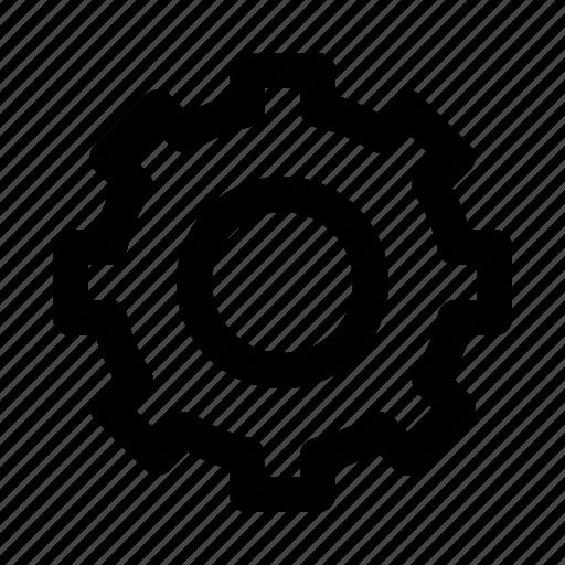 configuration, gearwheel, mechanic, settings, wheel icon