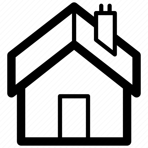 buildings, construction, home, house icon