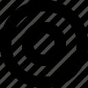 business, goal, profit, success, target icon