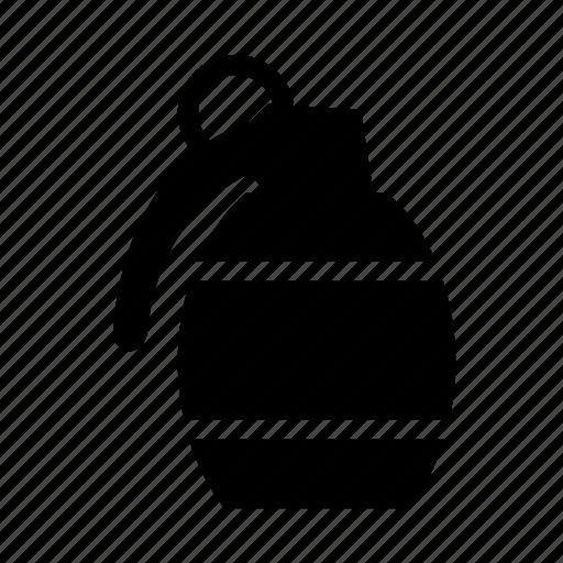 bomb, granate icon