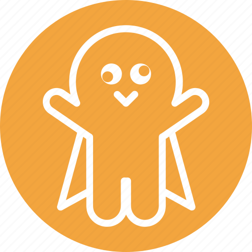 boo, ghost, halloween, spooky, superboo icon