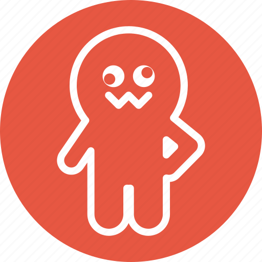 boo, confuse, ghost, halloween, spooky icon