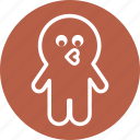 boo, ghost, halloween, kiss, spooky icon