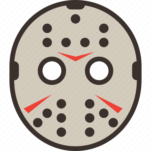 Halloween, horror, jason, mask, party, scary, trick or treat icon - Download on Iconfinder
