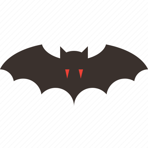 bat, blood, halloween, horror, party, trick or treat, vampire icon