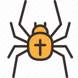 halloween, horror, party, scary, spider, trick or treat, web icon