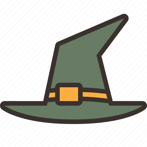 halloween, hat, horror, magic, party, trick or treat, witch icon