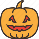 decoration, halloween, horror, jack o lantern, party, pumpkin, trick or treat icon