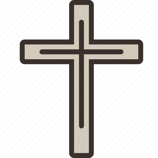 church, cross, halloween, horror, party, religion, trick or treat icon