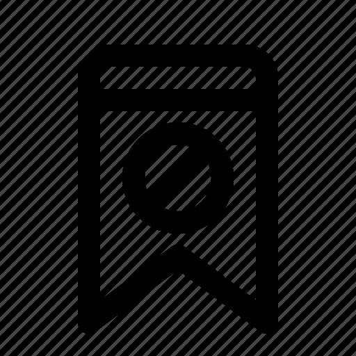 badge, block, bookmark, interface, ui icon