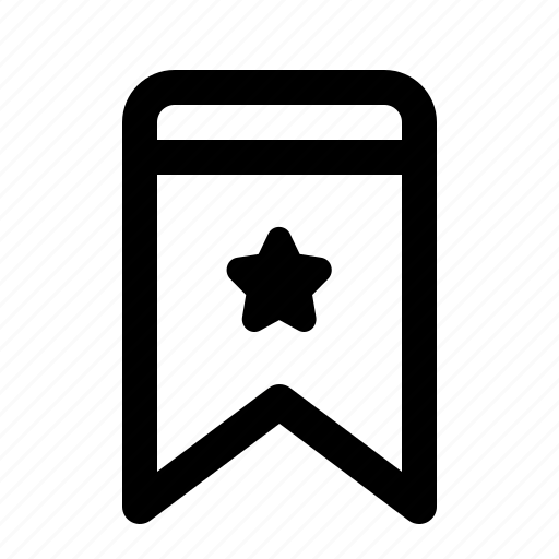 badge, bookmark, favorite, interface, ui icon