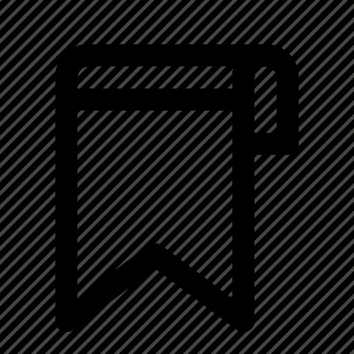 Badge, bookmark, interface, marker, ui icon - Download on Iconfinder