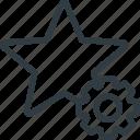 bookmark, favorite, settings, tag