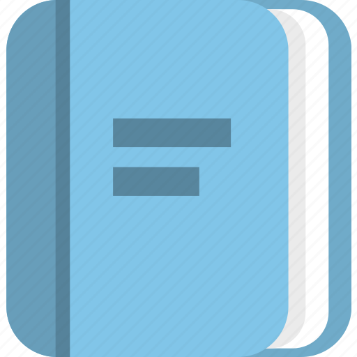 book, education, knowledge, learning, manual, university icon