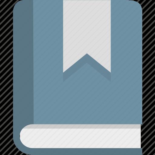 book, education, knowledge, manual, markbook, university icon