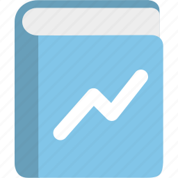 book, education, finance, knowledge icon