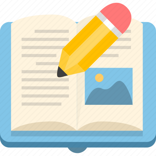 book, education, knowledge, learning, manual, science, university icon
