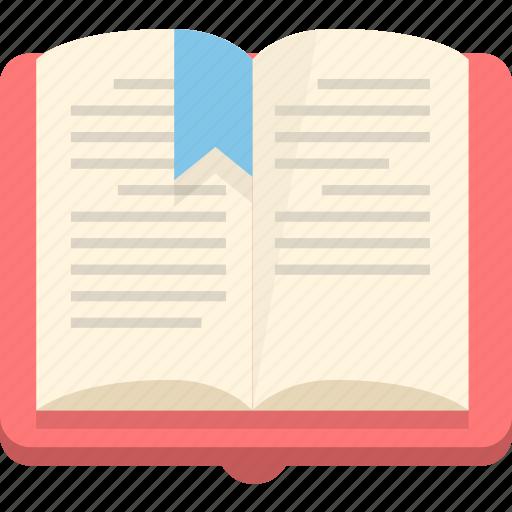 book, education, knowledge, learning, manual, markbooks, university icon