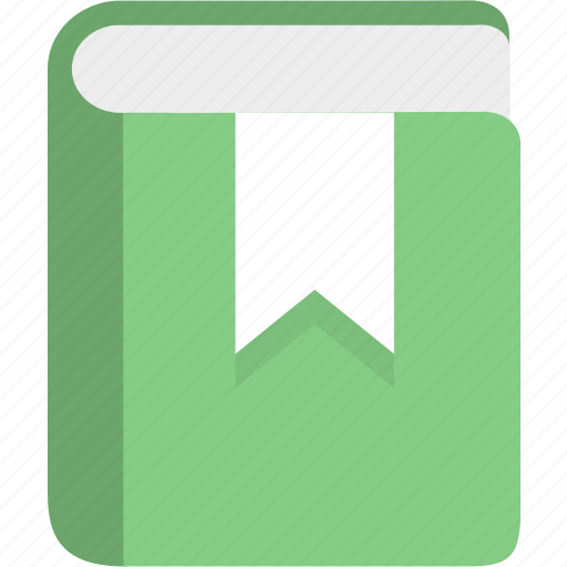 book, bookmarks, education, knowledge, learning, manual icon