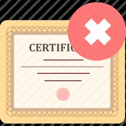 achievement, certificate, certify, prove icon