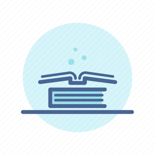 book, book shelf, knowledge, learning, library, reading, study icon