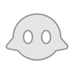 android, bot, ghost, light, mag, round, virus icon