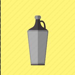 beer, bottle, drink, soda icon