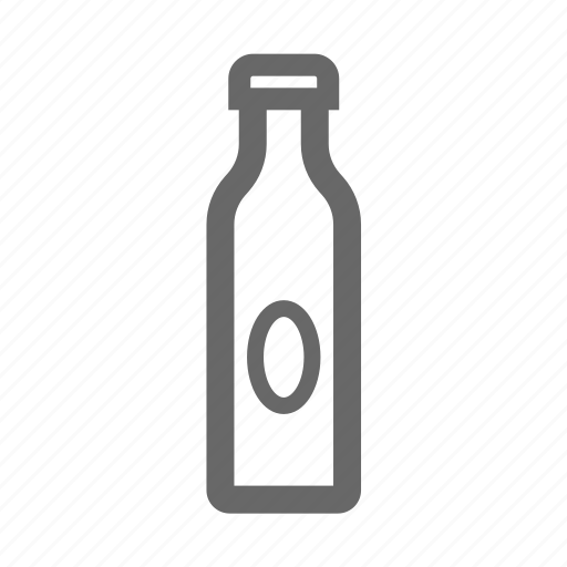 beverage, bottle, container, drink, glass, restaurant, water icon