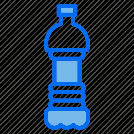 bottle, design, drink, plastic icon