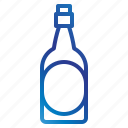 bottle, design, drink, plastic icon