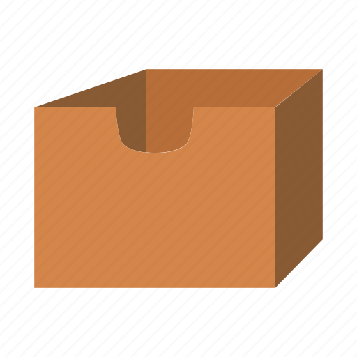 box, files, office, pack icon