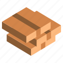 boxes, post, shipment, stock icon