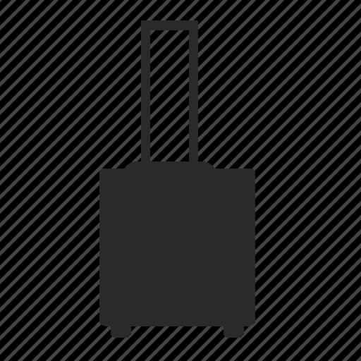 bag, baggage, box, travel icon