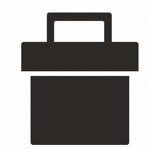 box, instrument, present, service icon