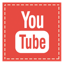square, youtube icon