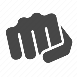 boxing, fight, fist, hit, martial art, punch, strike icon