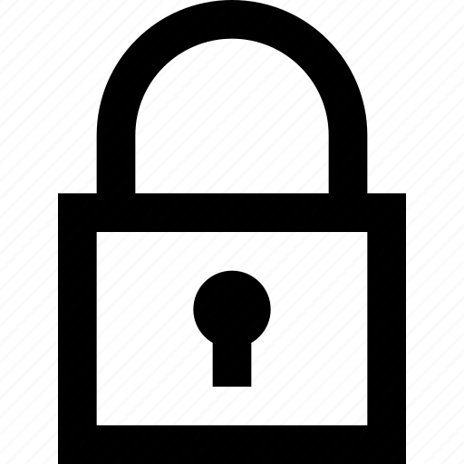 Access, door, lock, protection, safety, security icon - Download on Iconfinder
