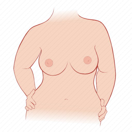 body, bra, breast, generous, shapes, tits, woman icon