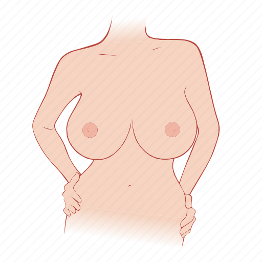 big, body, bra, breast, breasts, giant, woman icon
