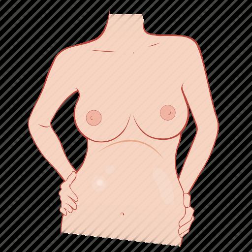 body, bra, breast, pregnancy, pregnant, woman icon