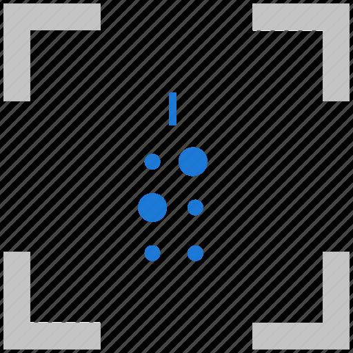 Alphabet, braille, i, letter icon - Download on Iconfinder