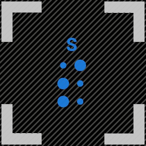 Alphabet, braille, letter, s icon - Download on Iconfinder