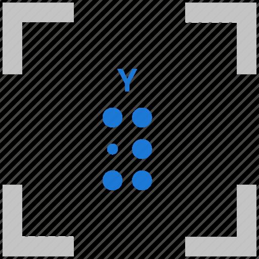 Alphabet, braille, letter, y icon - Download on Iconfinder