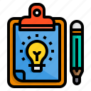 board, check, clipboard, innovation, list, pad