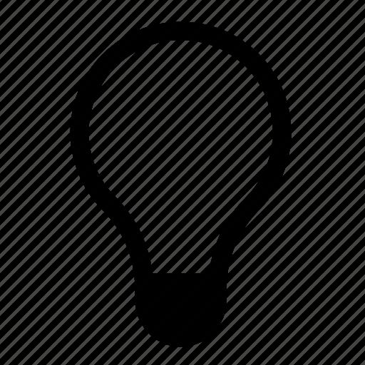 brainstorming, electricity, energy, files, idea, light, strategic icon