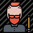 brand, branding, design, designer, pencil, typography icon