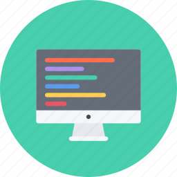 brand, branding, design, designer, programming, typography icon