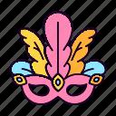 carnival, celebration, festival, mask, masquerade, parade, traditional