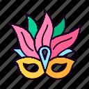 brazil, carnival, festival, mask, masquerade, national, parade