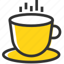 cafe, coffee, cosiness, cup, tea icon
